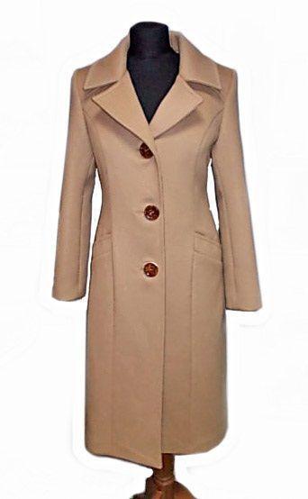 Верхняя одежда ручной работы. Ярмарка Мастеров - ручная работа. Купить Пальто зимнее с утеплителем. Handmade. Зимнее пальто, однотонный
