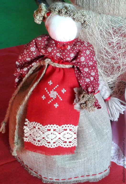 """Народные куклы ручной работы. Ярмарка Мастеров - ручная работа. Купить Кукла-оберег """"Берегиня"""". Handmade. Народные куклы"""