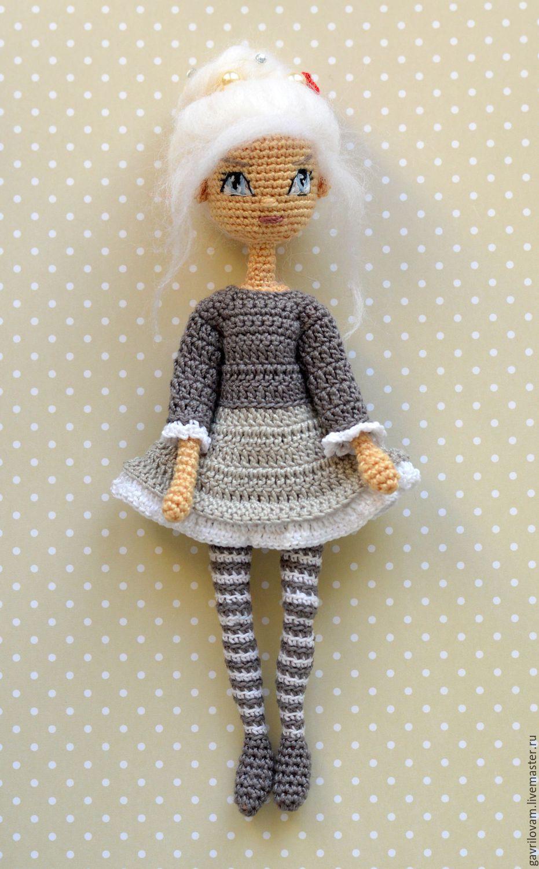 Мастер класс по лепке кукол из 67