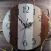 """Для дома и интерьера ручной работы. Ярмарка Мастеров - ручная работа Часы """"Винтаж"""". Handmade."""