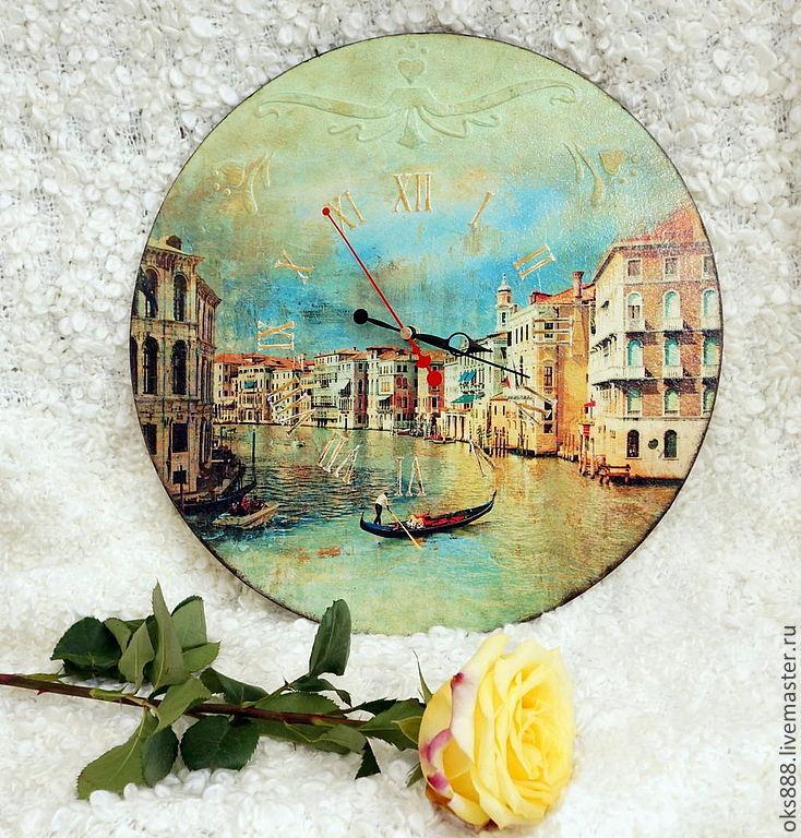 """Часы """"Венеция"""", Часы для дома, Смоленск, Фото №1"""