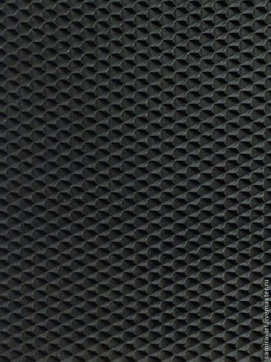"""Валяние ручной работы. Ярмарка Мастеров - ручная работа. Купить Профилактика """"CASTER piramid"""" 3мм (Испания). Handmade. Черный, резина"""