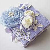 """Подарки к праздникам ручной работы. Ярмарка Мастеров - ручная работа """"Мамины сокровища"""" (на 3 коробочки) #223. Handmade."""