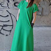 Одежда handmade. Livemaster - original item Bright dress D00033. Handmade.