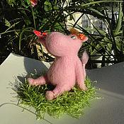 Куклы и игрушки ручной работы. Ярмарка Мастеров - ручная работа Фрекен Снорк. Handmade.