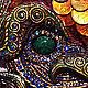 Животные ручной работы. Золотая рыбка (оберег на богатство). Юлия Ренессанс (Renaissance). Ярмарка Мастеров. Удача, оберег, деньги, смола