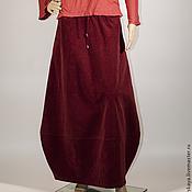 Одежда ручной работы. Ярмарка Мастеров - ручная работа Юбка Куинджи. Handmade.