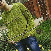 """Одежда ручной работы. Ярмарка Мастеров - ручная работа Джемпер """"Spring is in the air"""". Handmade."""