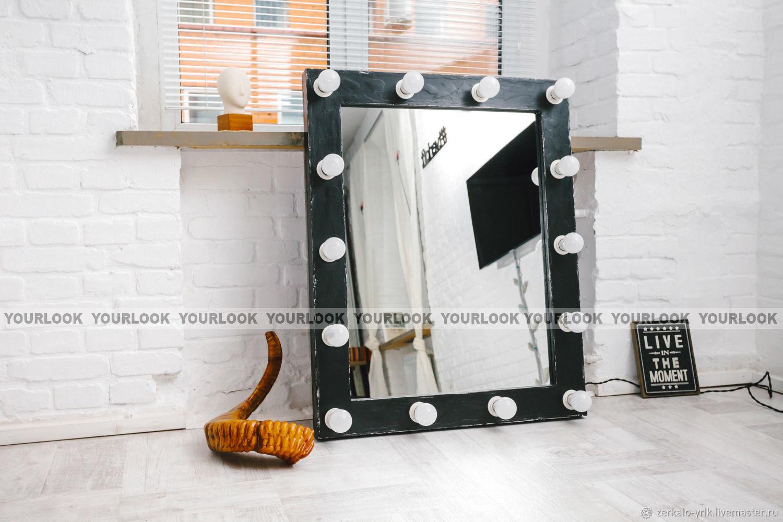 Гримерное зеркало, Зеркала, Москва, Фото №1