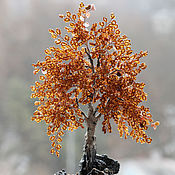 Цветы и флористика ручной работы. Ярмарка Мастеров - ручная работа Осеннее золото. Handmade.