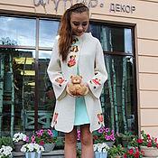 """Одежда ручной работы. Ярмарка Мастеров - ручная работа Пальто летнее """"Bear"""". Handmade."""
