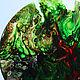 Картины: абстракция Зеленая роща акрил. Панно. Арт-студия Павловой (art-studiya-pavlovoj). Ярмарка Мастеров.  Фото №4