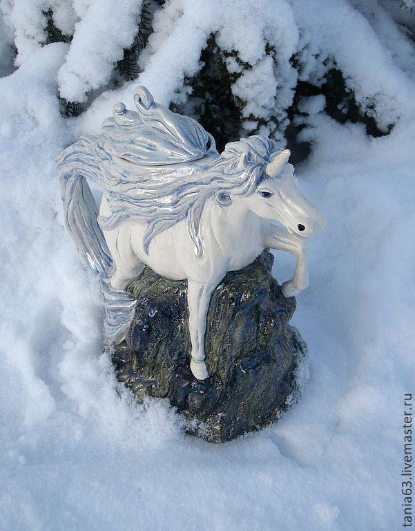 Cafetera unicornio