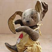 Куклы и игрушки ручной работы. Ярмарка Мастеров - ручная работа Зайчонок.. Handmade.