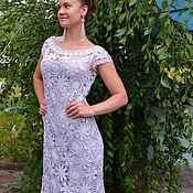 Одежда ручной работы. Ярмарка Мастеров - ручная работа платье Грейс. Handmade.