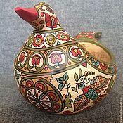 Русский стиль handmade. Livemaster - original item dishes: Ladle Utica. Handmade.