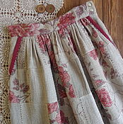 Одежда handmade. Livemaster - original item Skirt boho to the floor,