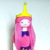 Куклы и игрушки ручной работы. Ярмарка Мастеров - ручная работа Adventure Time. Принцесса Бубльгум (Princess Bubblegum). Handmade.