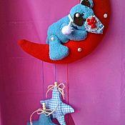 Куклы и игрушки ручной работы. Ярмарка Мастеров - ручная работа Мобиль. Handmade.