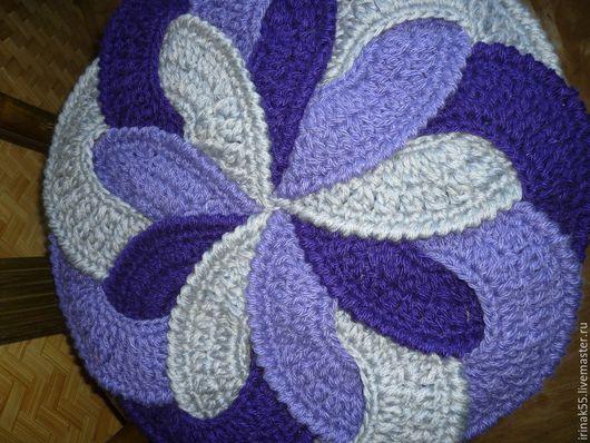 Текстиль, ковры ручной работы. Ярмарка Мастеров - ручная работа. Купить Коврики на стулья. Handmade. Коврики, ковры