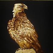 Картины и панно ручной работы. Ярмарка Мастеров - ручная работа Горный орёл. Handmade.