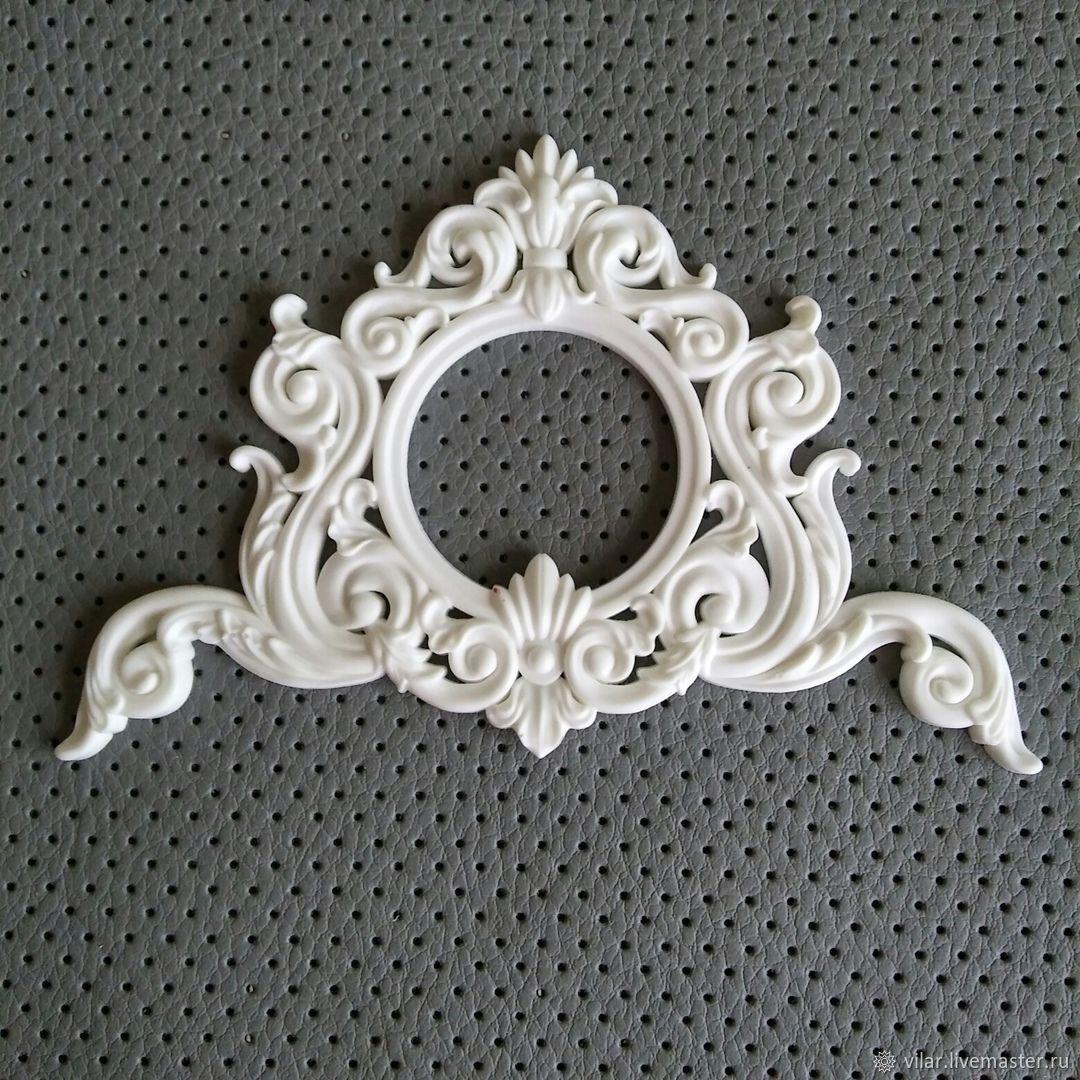 Декоративный элемент № 118 А, Материалы, Балашиха, Фото №1