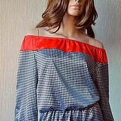 Одежда ручной работы. Ярмарка Мастеров - ручная работа Летнее платье. Handmade.
