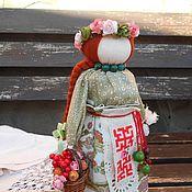 """Куклы и игрушки ручной работы. Ярмарка Мастеров - ручная работа Кукла на здоровье """"Внучка знахарки"""". Handmade."""