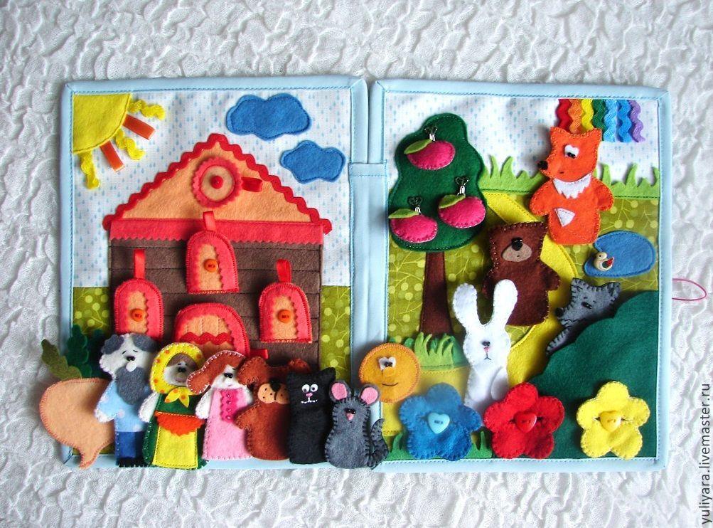 Фетр развивающие игрушки выкройки фото 612