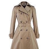 """Одежда ручной работы. Ярмарка Мастеров - ручная работа """"Trench coat"""". Handmade."""