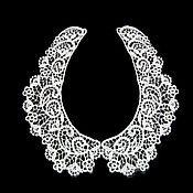 Collars handmade. Livemaster - original item Collar Night. Handmade.