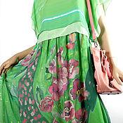 Одежда handmade. Livemaster - original item Dress with peonies. Handmade.