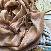 Аксессуары handmade. Livemaster - original item Bufanda de seda