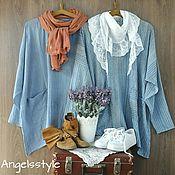 Одежда handmade. Livemaster - original item Tunic style Boho.. Handmade.