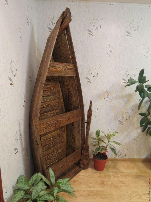 Мебель ручной работы. Ярмарка Мастеров - ручная работа. Купить Лодка декоративная. Handmade. Лодка, лодка декоративная, интерьерное украшение