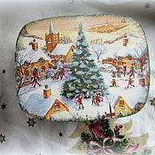 Подарки к праздникам ручной работы. Ярмарка Мастеров - ручная работа Набор колокольчиков Лесной. Handmade.