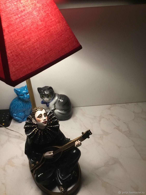 Винтаж: Резерв  светильник, Винтажные сувениры, Москва, Фото №1