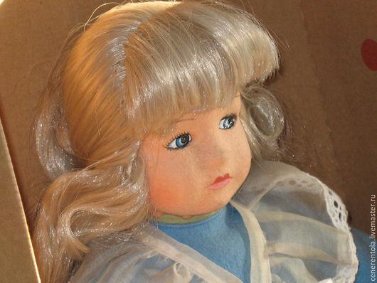 """Винтажные куклы и игрушки. Ярмарка Мастеров - ручная работа. Купить кукла Ленчи, модель """"WILMA"""". Handmade. Разноцветный, кукла ленчи"""