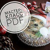 Материалы для творчества handmade. Livemaster - original item Master class PDF