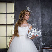 """Платья ручной работы. Ярмарка Мастеров - ручная работа Свадебное платье """"Camelia"""". Handmade."""
