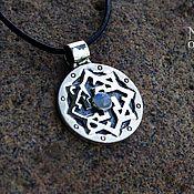 Фен-шуй и эзотерика handmade. Livemaster - original item Valkyrie with moonstone. Handmade.
