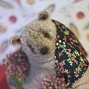Куклы и игрушки ручной работы. Ярмарка Мастеров - ручная работа Бабуля медведица. Handmade.