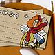 Подарочные наборы ручной работы. Набор визитных карточек «Муза». Дизайн-гнездо Crowhouse. Интернет-магазин Ярмарка Мастеров.
