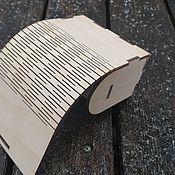 Коробки ручной работы. Ярмарка Мастеров - ручная работа Коробка-гармошка 03: Упаковочная коробка для подарков. Любые размеры. Handmade.