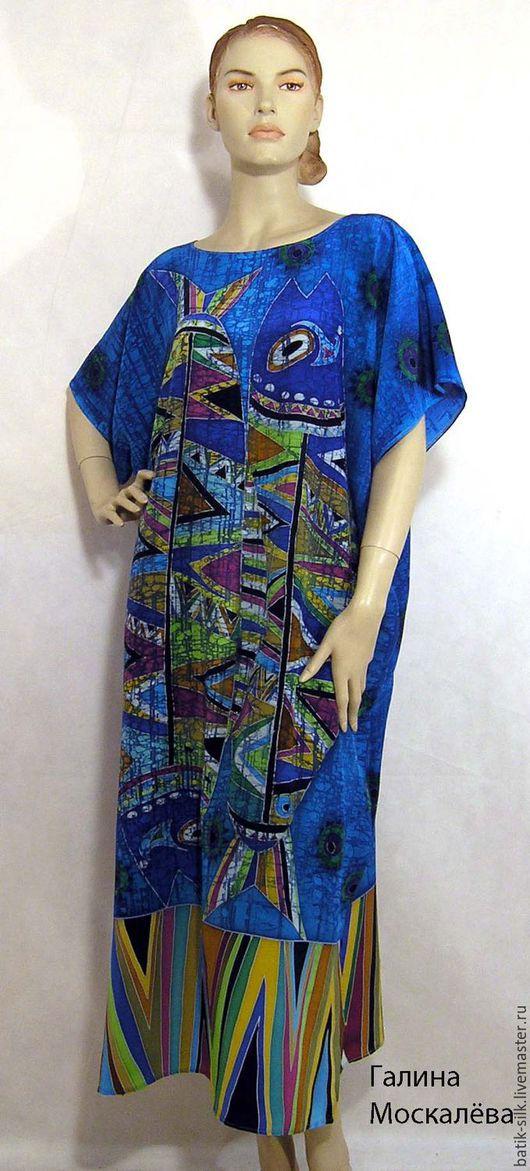 этническая одежда,этно-стиль,этника,одежда в этническом стиле,купить платье,платье шелковое купить,8 марта,на 8 марта,рыбы,любовь,синее платье,длинное платье,платье макси купить,купить платье в пол