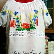 Одежда handmade. Livemaster - original item Women`s embroidery ЖР4-008. Handmade.