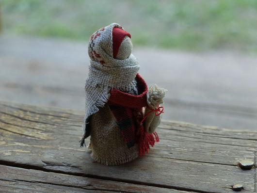 Сувениры ручной работы. Ярмарка Мастеров - ручная работа. Купить куколка в дорогу. Подорожница.. Handmade. Подарок в дорогу, куколка в подарок