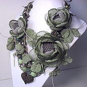 Jewelry Sets handmade. Livemaster - original item The wind. kit.. Handmade.