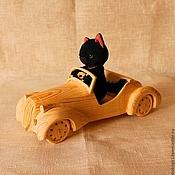 Куклы и игрушки ручной работы. Ярмарка Мастеров - ручная работа Атомобиль Пежо для Куклы. Handmade.