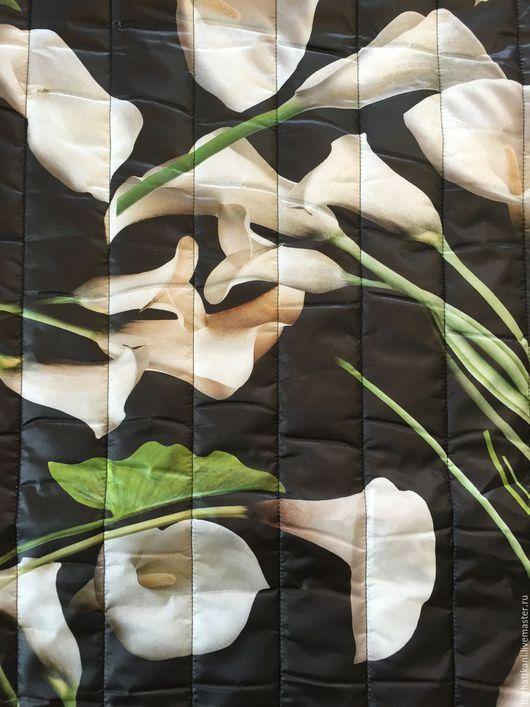 Шитье ручной работы. Ярмарка Мастеров - ручная работа. Купить Курточная ткань DOLCE&GABBANA. Handmade. Комбинированный